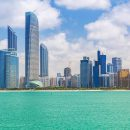 About Abu Dhabi the capital of the United Arab Emirates