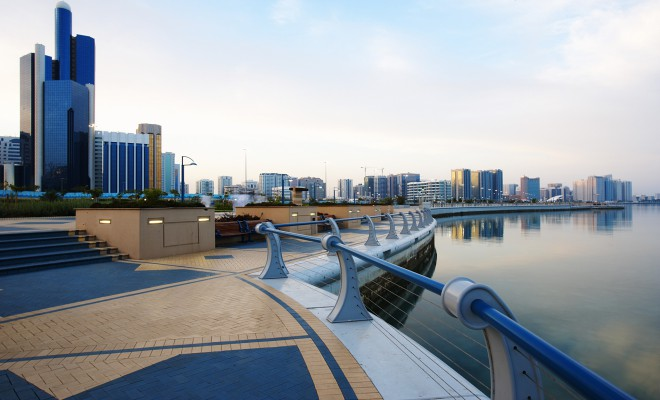 Famous Attractions in and around Abu Dhabi UAE