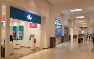 du office Timings and Location at Abu Dhabi Mall