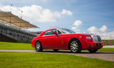 Rolls-Royce unveiled 10 cars created specifically for UAE