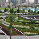 Khalifa Park is one of the largest park in Abu Dhabi Eastern Ring Road
