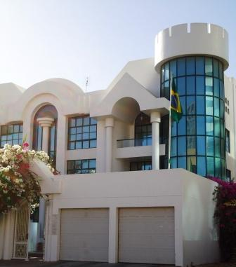 Brazil Embassy Office Timing and Location in Abu Dhabi