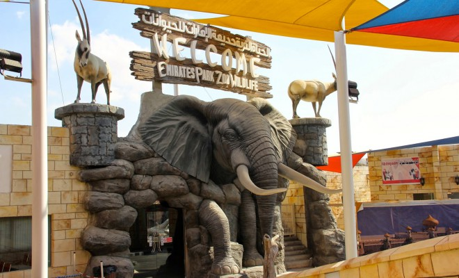 Location and Timings of Emirates Park Zoo and Resorts in Abu Dhabi