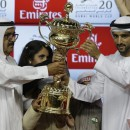 Sheikh Hamdan gives Dubai World Cup $6m to charity