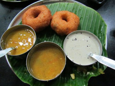 Medu Vada a South Indian Recipe