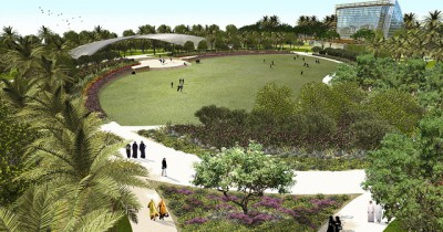 Five new public parks to open in Abu Dhabi