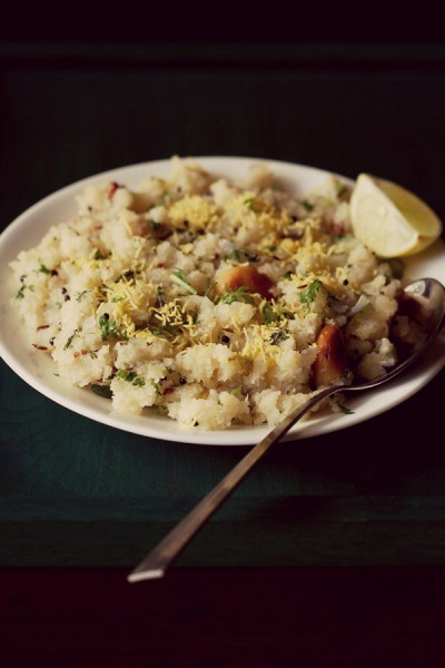 Rava Upma a South Indian Dish