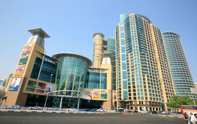 AL Wahda Mall in Abu Dhabi