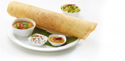 Plain Dosa a South Indian Recipe