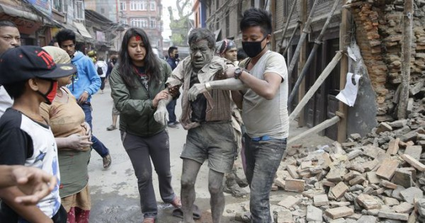 Nepal Earthquake 2015 in Photos