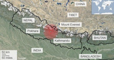 UN says eight million people affected in Nepal earthquake