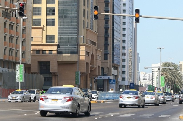 Up to 150 Abu Dhabi taxi drivers a month fired over signals