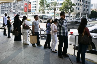 Abu Dhabi's taxi drought is both real and recent