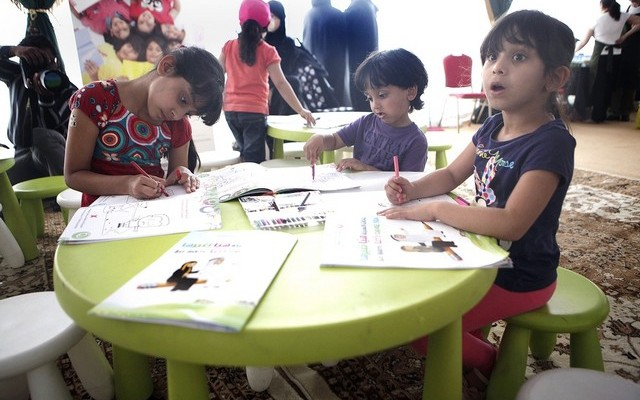 Abu Dhabi Reads 2015 Annual campaign to promote reading among children