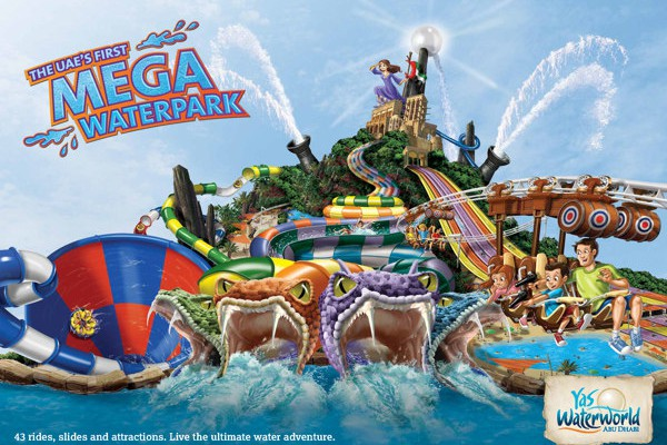 Yas Waterworld Park Timings, Tickets, Coupons, Facilities and Location