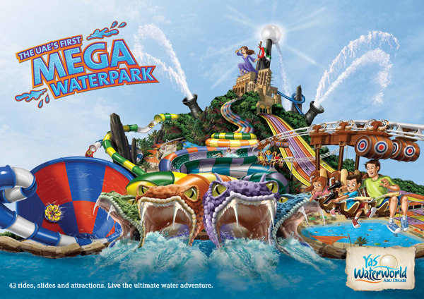Yas Waterworld Park Timings Tickets Coupons Facilities