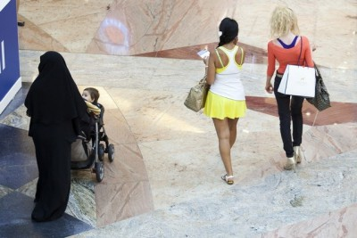 Shoppers unsure of mall dress codes in Abu Dhabi and Dubai