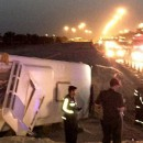3 killed 53 injured in Dubai bus crash in Abu Dhabi