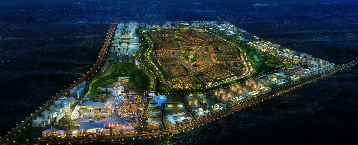 Uae to build egypt s new cairo for Bureau 175 new cairo