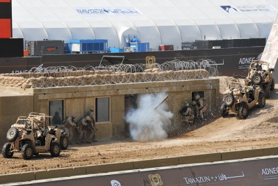 International Defence Exhibition and Conference (IDEX)