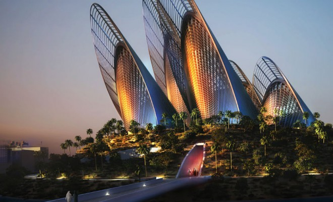 Zayed National Museum