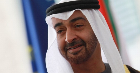 Crown Prince - The New Chairman of Investment Fund ADIC