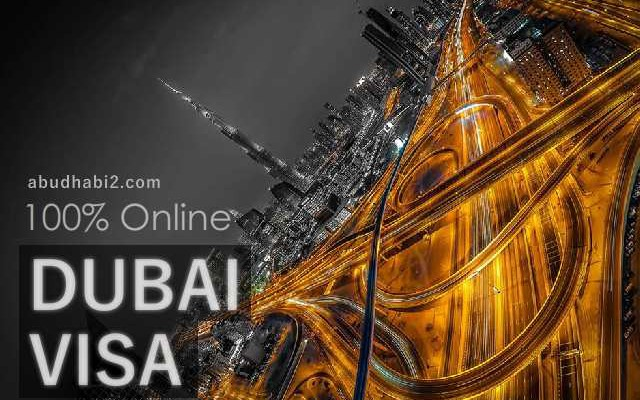 90 Days Dubai Tourist Visa Online