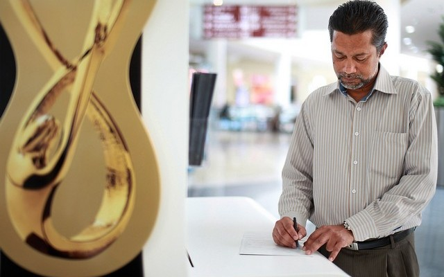 Nominations For Abu Dhabi Awards - Last Chance