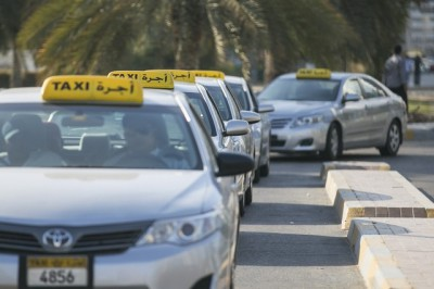 CCTV Cameras in Abu Dhabi Taxis