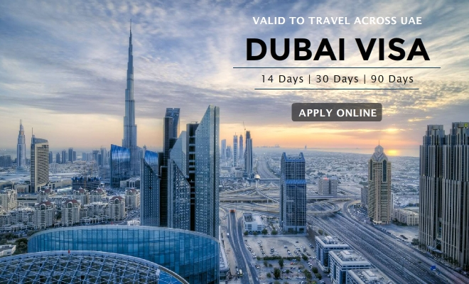 90 Days Dubai Visa (UAE Visa)