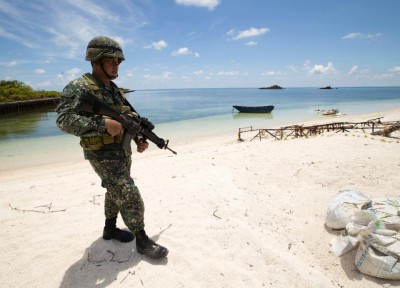 Philippines in Record Defence Spending Plan amid China Tensions
