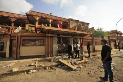 Egypt: At Least One Dead In Consulate Blast