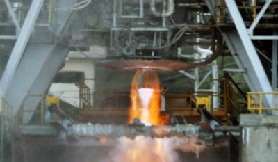 Scientists Test India's Most Powerful Cryogenic Engine