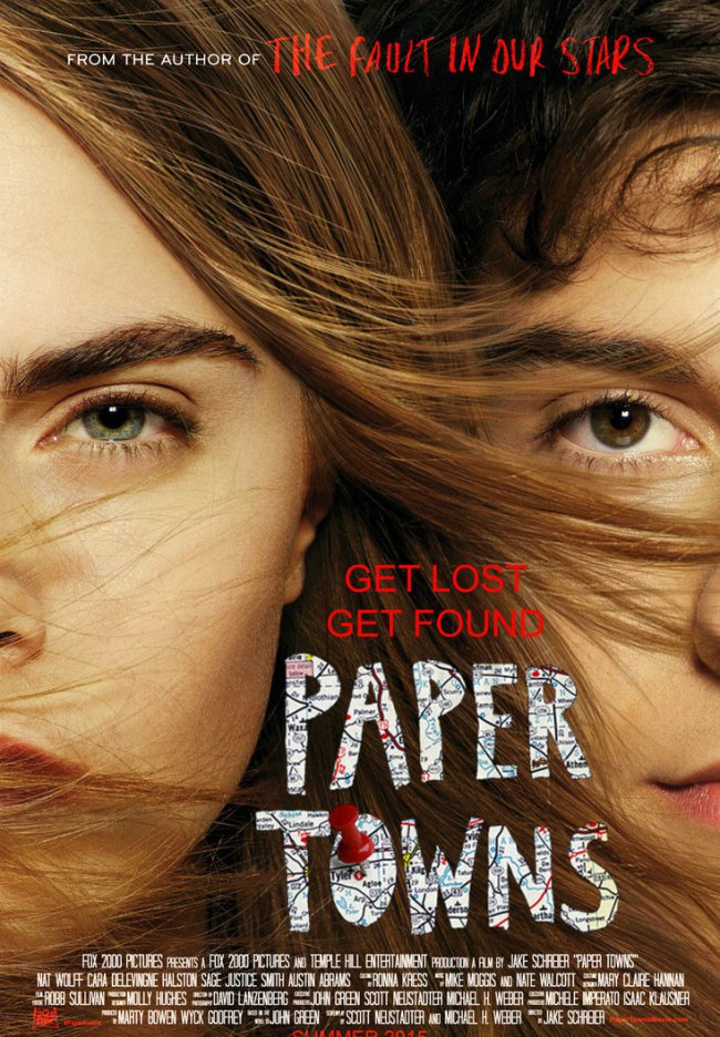 paper towns 2 movie
