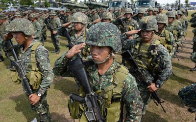 Philippines Hikes Defence Budget Amid China Tensions