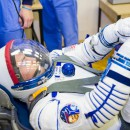 NASA extended its contract with Russia to fly astronauts to the International Space Station due to budget cuts that have delayed commercial U.S. alternatives