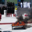 Awareness campaign to acquaint public with firefighting equipment and how to use the same
