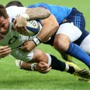 France dealt England's World Cup plans a blow as for 70 minutes they battered a side widely believed to be close to Stuart Lancaster's favoured XV.