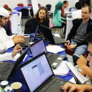 HACKATHON-The aim of the 24-hour contest is to provide software developers with a platform to turn their ideas into viable business opportunities.