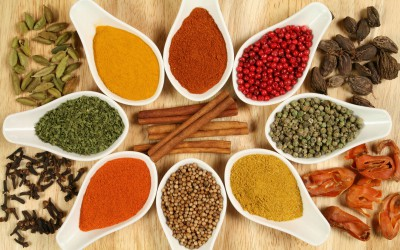 Ingredients-Spices