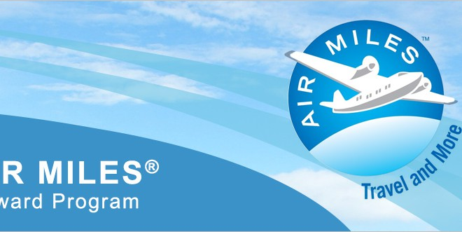 Airmiles Rewards Program