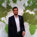 Pichai, 43, a Chennai native who went to IIT Kharagpur and later to Stanford and Wharton, will take charge of a slimmed down Google.