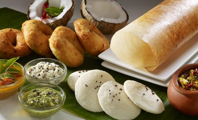 Tamil Nadu traditional Indian Cuisine