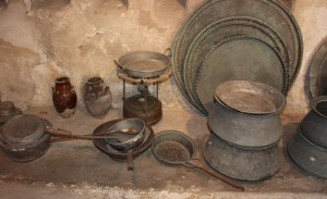 Traditional Emirati Cooking Utensils 1