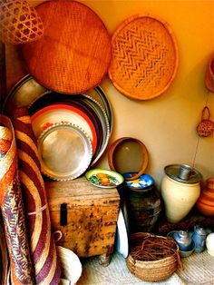 Traditional Emirati Cooking Utensils