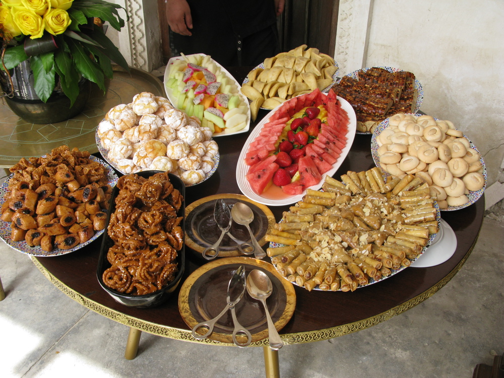 The traditional emirati food in united arab emirates for Abu authentic cuisine