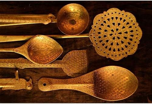 traditional indian cooking utensils chhanta