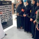 Over 400 Emirati students have participated in the final week of the 'YES to work' initiative at Yas Mall.