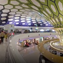 Abu Dhabi International Airport welcomed its 2 millionth passenger for the first time in a single month