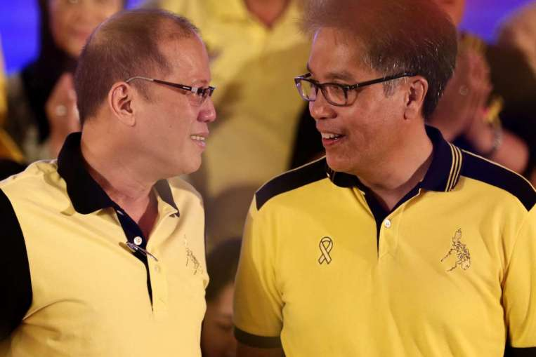 President Benigno S. Aquino III of the Philippines on Friday endorsed his interior secretary, Mar Roxas, as his successor. Presidential elections will be held in May 2016.